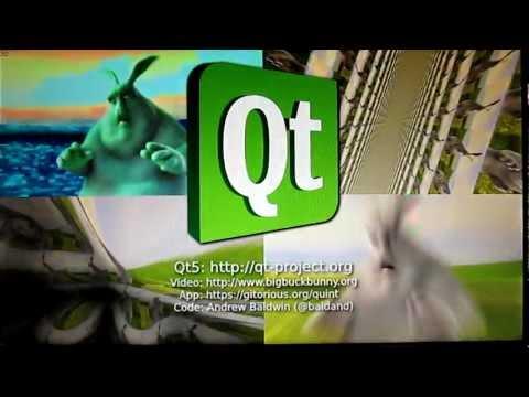 Qt 5 alpha released