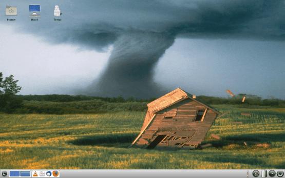 Final desktop
