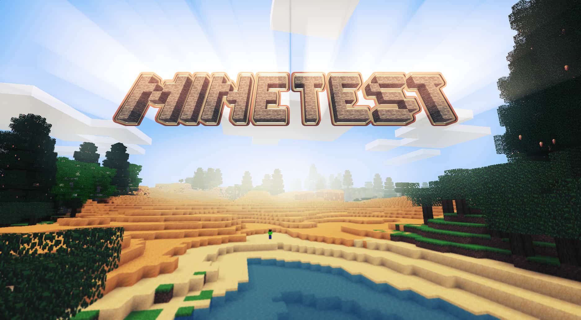 minetest  the free  u0026 open sourced alternative to minecraft