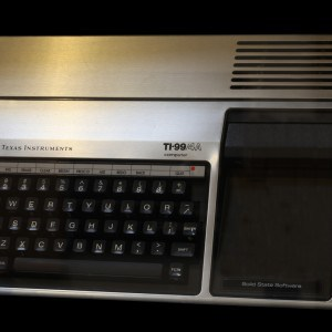 Ti-99/4A - Photograph by Rama, Wikimedia Commons.