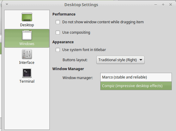window-manager