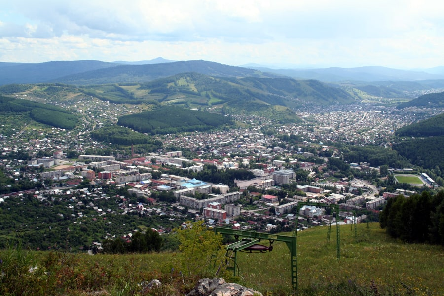 Gorno-Altaisk, the unlikely capital of Linux-based 2D animation. Photo by Vitecek for Wikipedia.