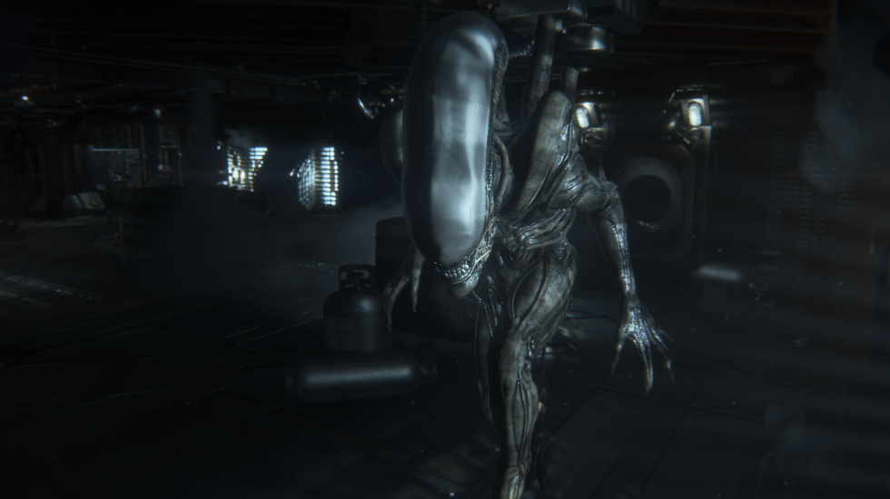 Alien Isolation is coming to Linux.