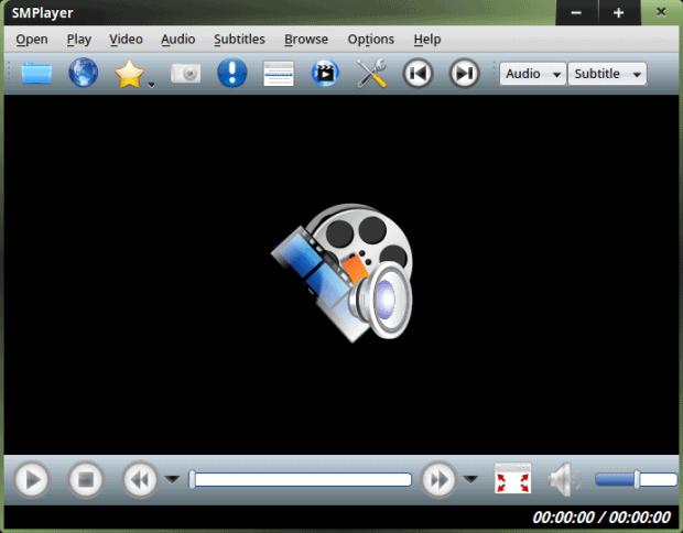 Kitschy main interface
