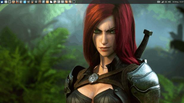 Xubuntu 15.04 Vivid Vervet
