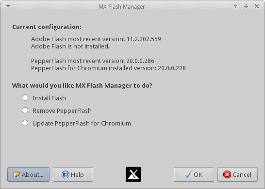 Flash Manager