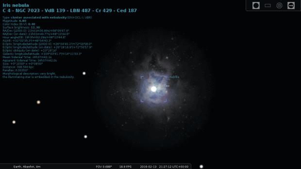 Far nebula