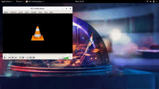 VLC, Fedora
