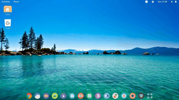 Apricity OS 12.2015