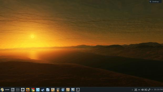 CentOS 7.2 KDE