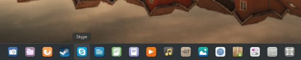 Gnome 3, Dash to Panel