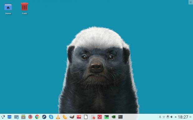 Kubuntu 17.10 Artful Aardvark