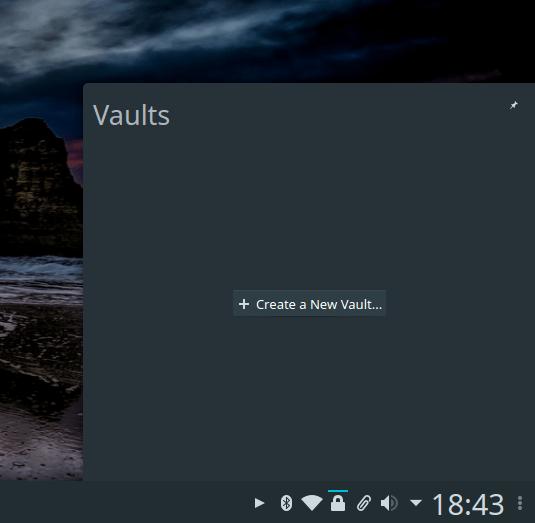 Plasma Vault